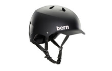 Bern Watts Helm matte black